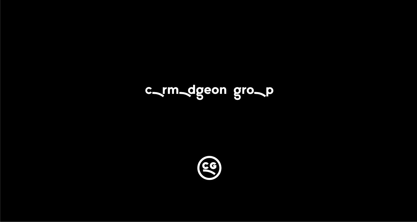 Curmudgeon Group Logo Design